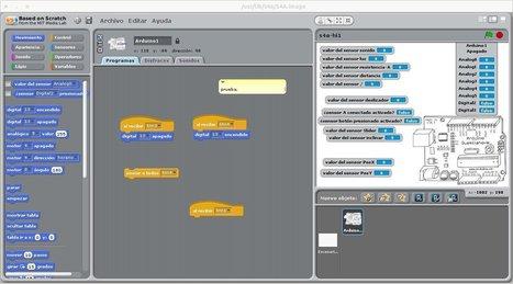 Especificación del protocolo de S4A (Scratch for Arduino) | CMF | Arduino en el cole | Scoop.it