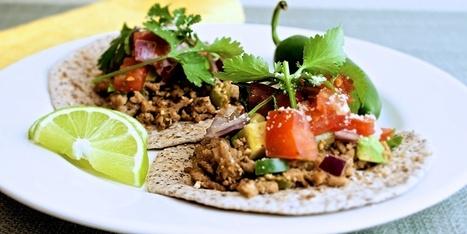 Healthy Jalapeño-Lime Tacos Recipe for Taco Tuesday! » Funk*n Foodies   Funk*n Foodies   Scoop.it