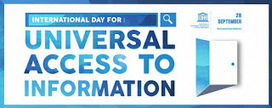International day for Universal Access to Information #accesstoinfoday | School Library Advocacy | Scoop.it