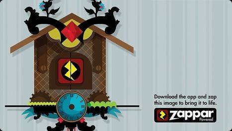 Zappar – You're Seeing Things | #edpad | Scoop.it