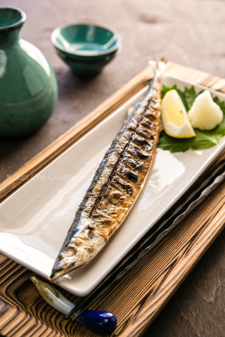 Grilled Sanma 秋刀魚の塩焼き | The Asian Food Gazette. | Scoop.it