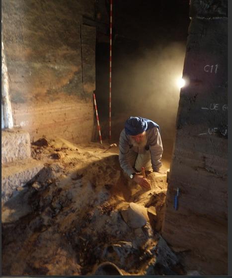 Proyecto Qubbet El Hawa : campaña 2013 | Égypt-actus | Scoop.it