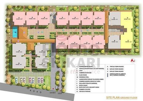 THE GROVE - Wright Spaces India Pvt Lt | Property Projects in India | Scoop.it