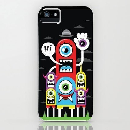 Greg Mike Phone Case by ST.Art | Gadgets | Scoop.it