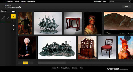 Google disponibiliza visita virtual à Casa Branca | Cultura de massa no Século XXI (Mass Culture in the XXI Century) | Scoop.it
