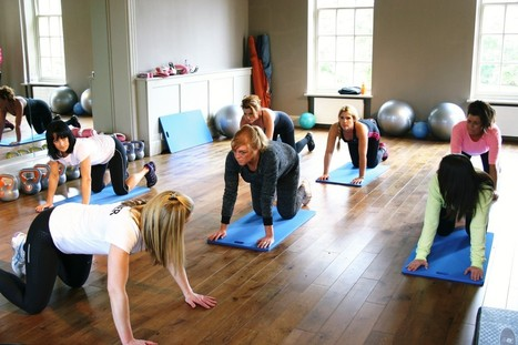 Yoga Classes for Weight Loss | Boot Camp London | Scoop.it