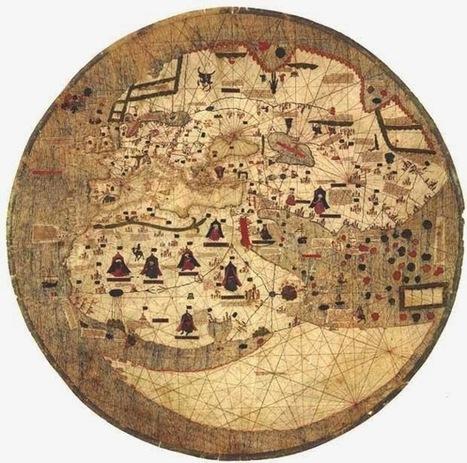 Popinga: Le fonti della Mappa dell'Impero di Borges   AulaUeb Filosofia   Scoop.it