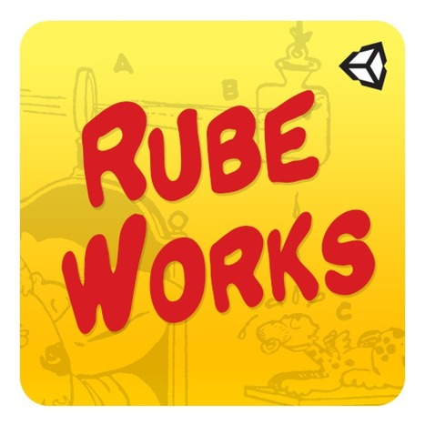 Rube Works: The Official Rube Goldberg Invention Game | iPads in Education Daily | Scoop.it