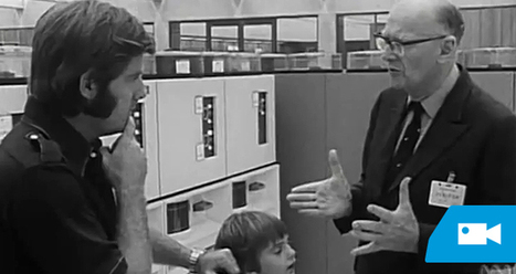 Las visionarias predicciones de Arthur C. Clarke sobre la informática en 1974   Educacion y sociedad   Scoop.it