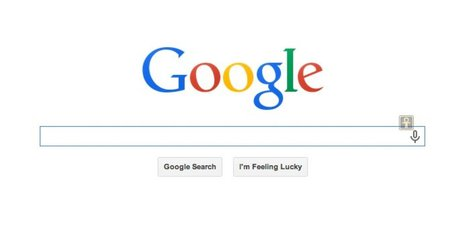 Google Made A Logo Change So Subtle You Can Barely See It | Abovegroup | Scoop.it