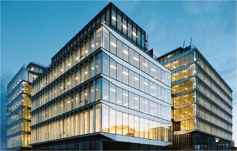 Le marché parisien de l'immobilier d'entreprise progresse | Immobilier comme pierre angulaire | Scoop.it