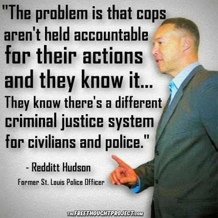 Cops are held to higher standard individually......   Criminal Justice in America   Scoop.it