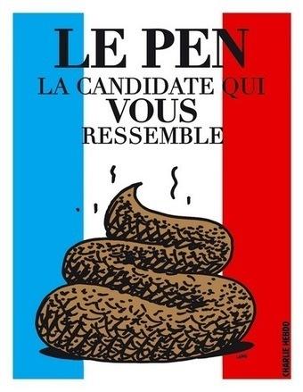 Le-Pen-Affiche-Charlie-Hebdo1.jpg (400×516)   Salvetat Durable   Scoop.it