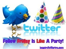 Follow Friday Is Back and Newly Redesigned | Inspiring Social Media | Scoop.it