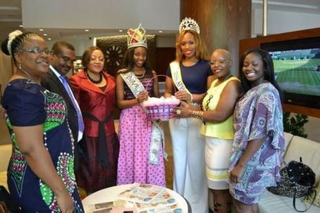 Nigerian Beauty Kathy Onwu Crowned Miss Africa USA | Nigerian Events | Scoop.it