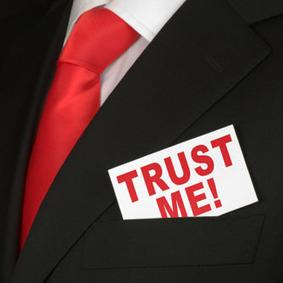 4 Reasons Customers Won't Trust You | marketing tips | Scoop.it