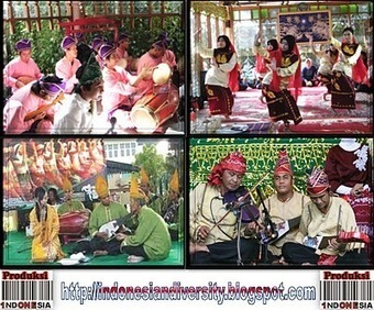 Indonesian Diversity: Instruments Music Pantings and Music Pantings South Kalimantan   KALIMANTAN   Scoop.it