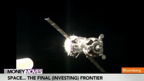 Space... The Final (Investing) Frontier: Video | The NewSpace Daily | Scoop.it