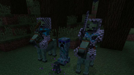 Ender Zoo Mod for Minecraft 1.7.10 | Free Download Minecraft | Scoop.it