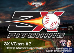 Learn to Master Hip to Shoulder Separation | Pitching Velocity | Scoop.it