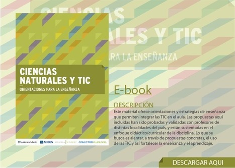 Inicio: Ciencias Naturales - E-book | TIC Julieta | Scoop.it