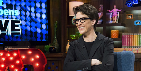 How Rachel Maddow Helped Force Bill Clinton's Support For Mandela's AIDS Plan | Politics: Collapse of The Right | Scoop.it