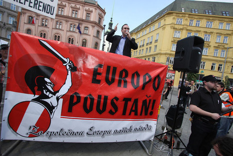 Evropský soud pro lidská práva: Extremistická Dělnická strana je definitivně rozpuštěna - Romea.cz | politicz | Scoop.it