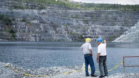 Five years after asbestos mine closure, Quebec town seeks new identity | Asbestos | Scoop.it