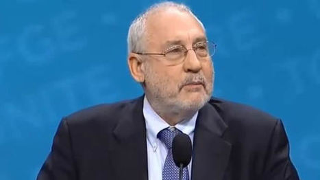 Nobel Laureate Stiglitz: 'The only true and sustainable prosperity is shared prosperity' | The Raw Story | Peer2Politics | Scoop.it