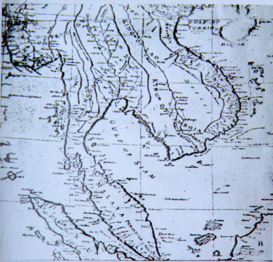 Eight ancient maps show China without Paracel Islands - Talk Vietnam | Cartography | Scoop.it
