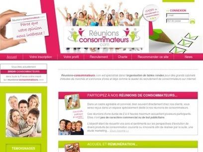 Réunions de consommateurs | Annuaire SeObjectif | Scoop.it