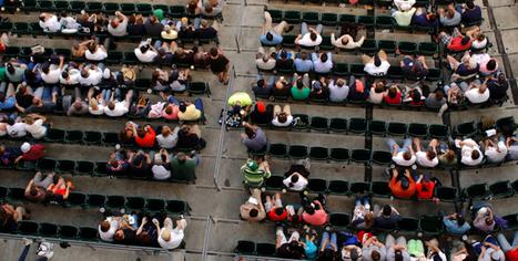 Comment faire cours à 100 000 personnes ? | elearning15 | Scoop.it