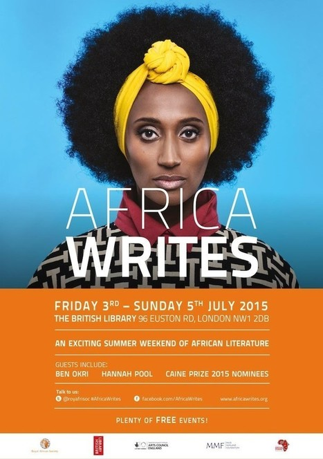 Africa Writes 2015: The UK's Largest African Literature Festival Is Returning To London | Culture | Scoop.it