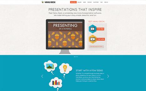 20+ Sites gratuits et cool pour faire vos présentations | Design Spartan : Art digital, digital painting, webdesign, illustration et inspiration… | Monkey's cage | Scoop.it