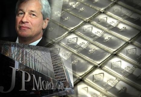 ¿POR QUÉ JP MORGAN acumula las MAYORES RESERVAS de PLATA FÍSICA de la HISTORIA? | @CNA_ALTERNEWS | La R-Evolución de ARMAK | Scoop.it