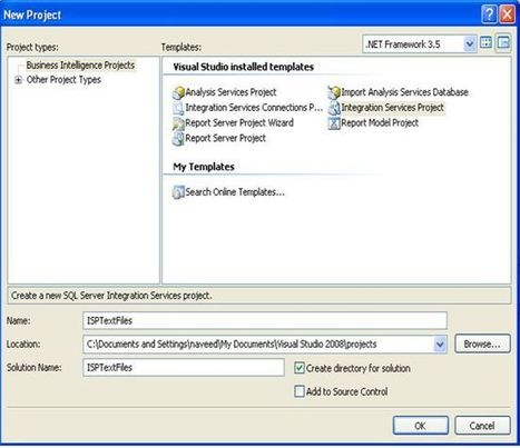 Learn SSIS Microsoft SQL Server 2008: Part1   Look Under the Hood For C# .NET Developers   Scoop.it