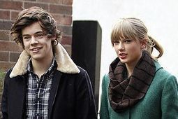 Harry Styles hires singing telegram for Taylor Swift | The Sun |Showbiz | You Got Talent at School | Scoop.it