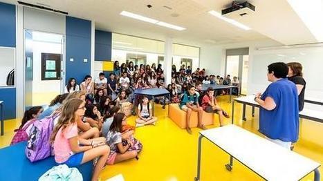 Una nueva educación sin asignaturas, exámenes ni horarios | Edulateral | Scoop.it