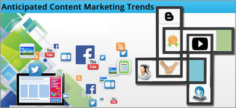 Anticipated Content Marketing Trends for 2015 | Technology, Blogging and the Internet | Scoop.it