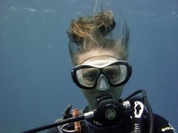 Hood's and Hair – How to deal with your hair while scuba diving | All about water, the oceans, environmental issues | Scoop.it
