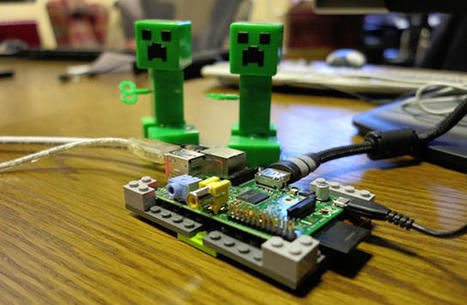 "超小型PC""Raspberry Pi""向けに『Minecraft: Pi Edition』が無料配信 - Game*Spark 