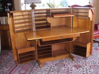 bureau secretaire par helen antiquit s. Black Bedroom Furniture Sets. Home Design Ideas