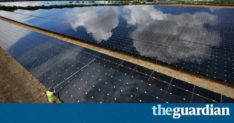 UK solar eclipses coal power over month for first time | SteveB's Politics & Economy Scoops | Scoop.it