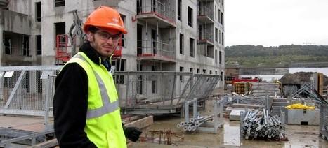 Eco-quartier Luciline : un chantier en sécurité - Grand-Rouen | les éco-quartier | Scoop.it