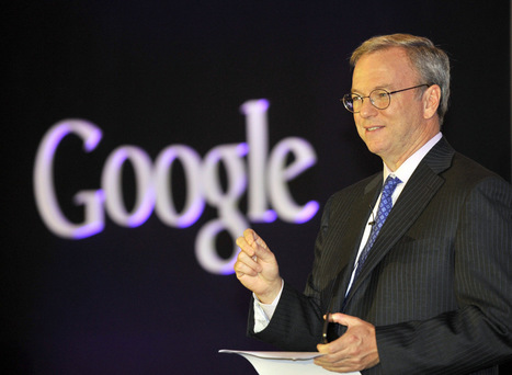 Google's Eric Schmidt has these 9 rules foremailing | Trade Languages | Scoop.it