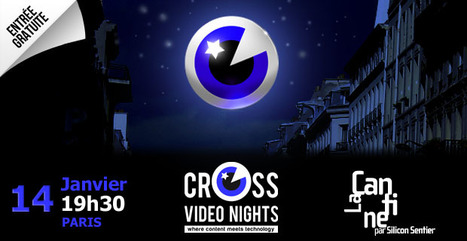 CROSS VIDEO NIGHTS #4 - Social TV | Cross Video Days | Scoop.it