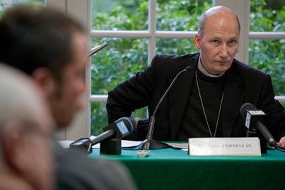 Mgr Pierre D'Ornellas: «Vincent Lambert nous oblige à la réflexion»   Nouvelles de France et du monde   Scoop.it