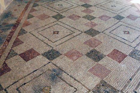 Restauradas las galerías subterráneas de la Vil·la romana dels Munts de Altafulla (Tarragona) | opus vermiculatum | Scoop.it