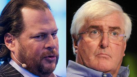 Salesforce's Benioff and Ron Conway run into the real estate lobby in Sacramento - San Francisco Business Times | Ellis act | Scoop.it