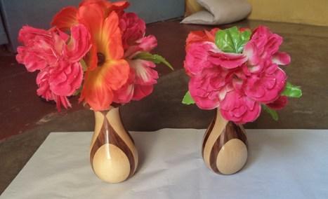 Wooden Flower Pot | Home Decorative Items | Scoop.it